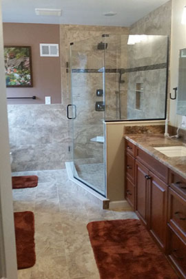 Bathroom Remodeled Murrysville, Monroeville, Greensburg and North Huntingdon