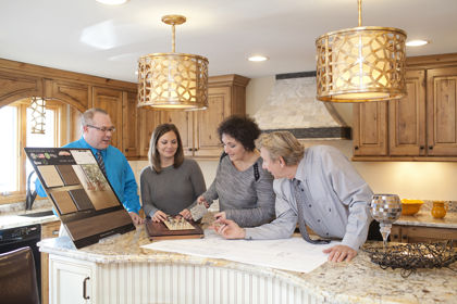Dream Kitchens and Baths Staff in Murrysville, Monroeville, Greensburg, North Huntingdon and Pittsburgh