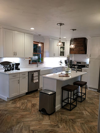 Custom Remodeled Kitchen In Monroeville, Murrysville, Greensburg And  Pittsburgh, PA